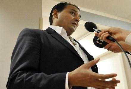 Hans Pandeya - nowy (prawie) właściciel TPB /AFP