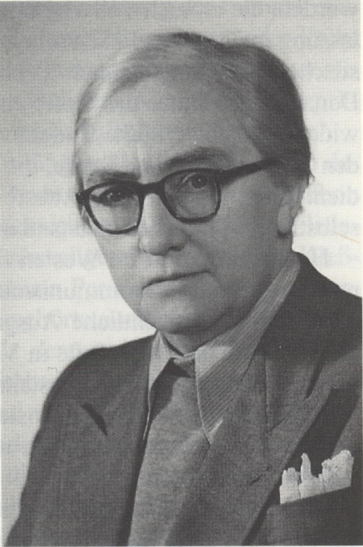 Hans-Werner Kersting  zajmuje się historią Elisabeth Hecker /Deutsche Welle