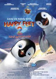 Happy Feet: Tupot małych stóp 2 3D