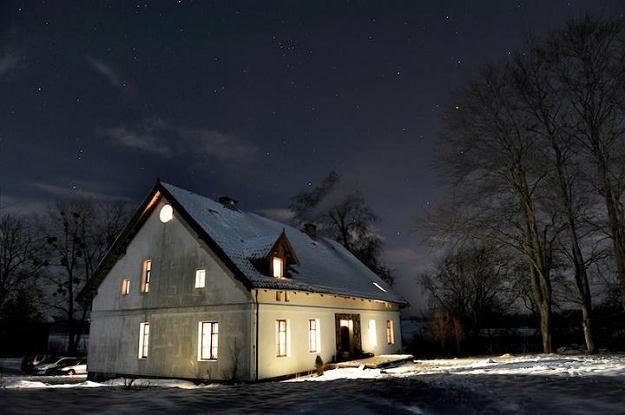 Happysad nagrywali w starym domu /Mystic Production