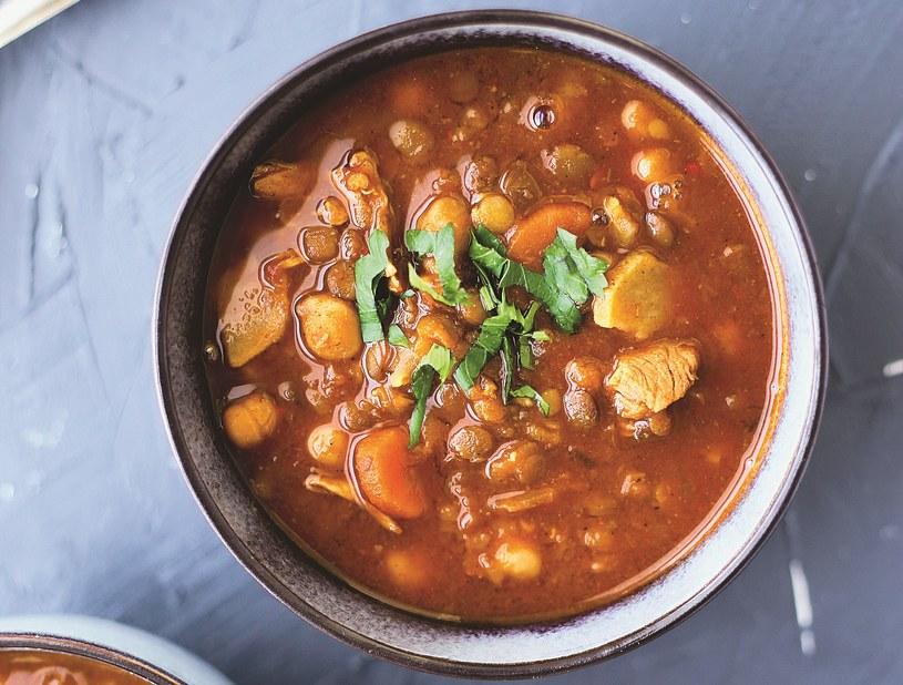 Harira- narodowa marokańska zupa /materiały prasowe