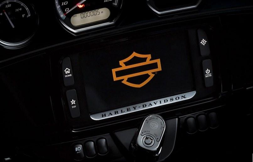 Harley-Davidson Boom! Infotainment system /materiały prasowe