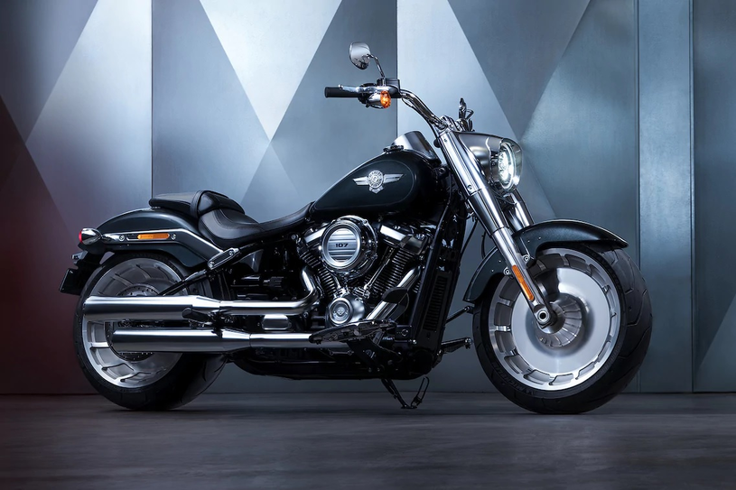 Harley-Davidson Fat Boy /