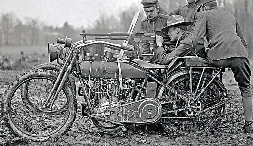 Harley-Davidson w służbie amerykańskiej armii /21 wiek
