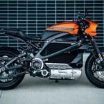 Harley Davidson wznawia produkcję elektrycznego motocykla