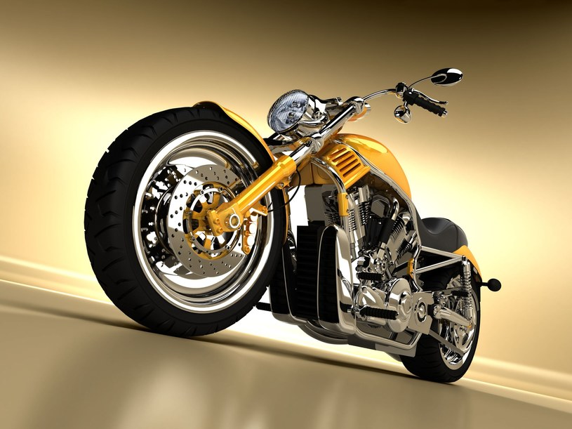 Harley Davidson (zdjęcie ilustracyjne) /123RF/PICSEL