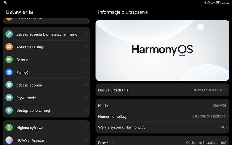 HarmonyOS /INTERIA.PL