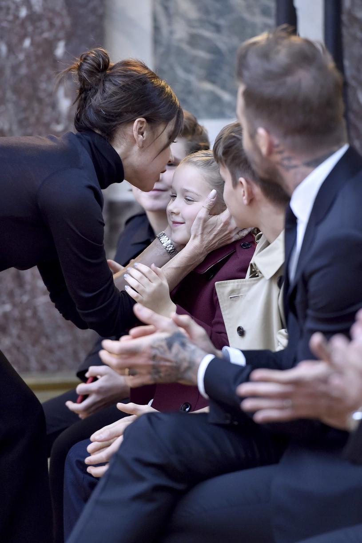 Harper wzoruje się na mamie? /Getty Images