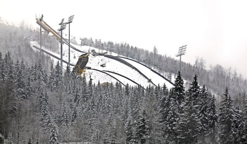 Harrachov słynie ze skoczni narciarskich /123RF/PICSEL