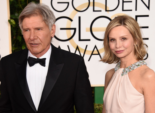 Harrison Ford i Calista Flockhart /Getty Images
