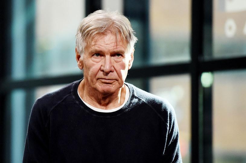 Harrison Ford krytykuje rządzących naszym światem /AFP