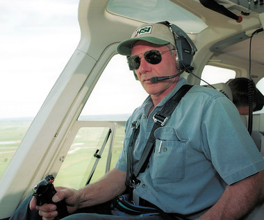 Harrison Ford niemal spowodował katastrofę lotniczą!
