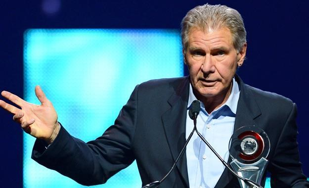 Harrison Ford od lat jest w czołówce hollywoodzkich aktorów /AFP