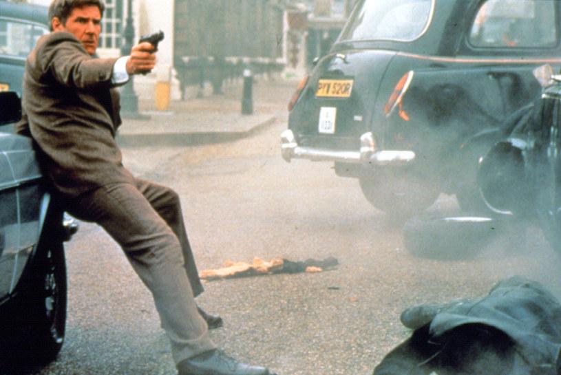 """Harrison Ford w filmie """"Czas patriotów"""". /AKPA"""