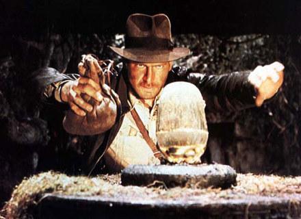 """Harrison Ford w """"Poszukiwaczach zaginionej Arki"""" /materiały dystrybutora"""
