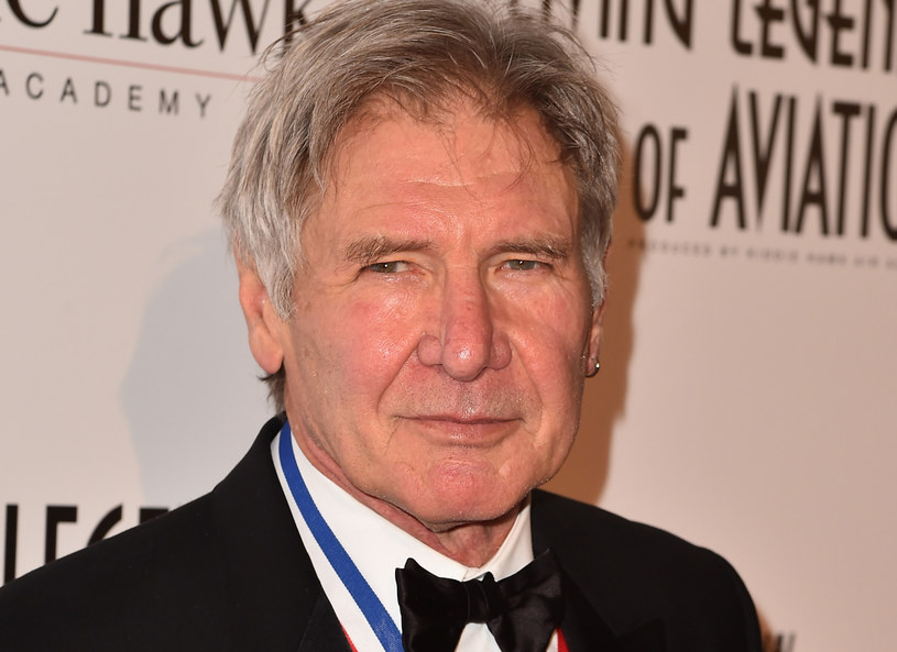 Harrison Ford /Getty Images
