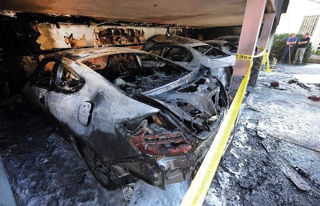 Harry Burkhart wzniecił kilkadziesiąt pożarów /PAP/EPA