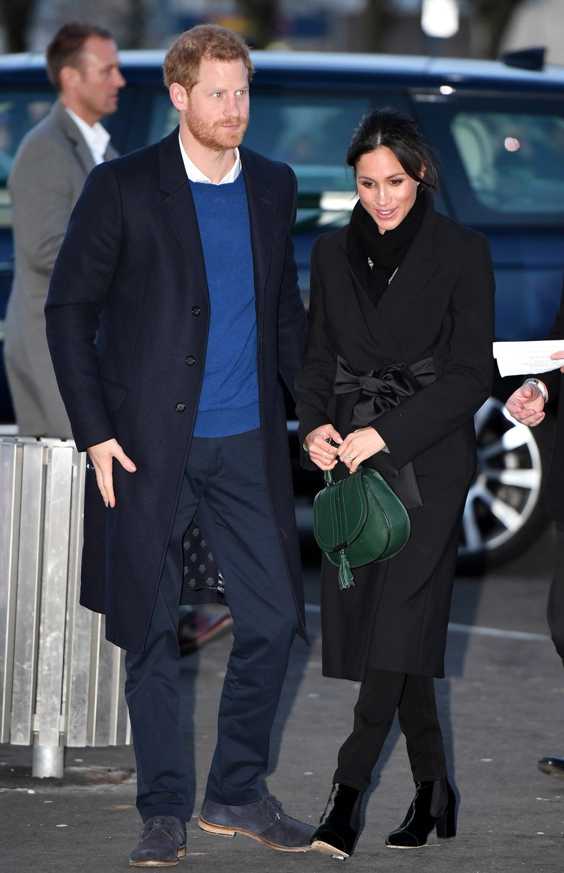 Harry i Meghan Markle /CHRIS J RATCLIFFE /Getty Images