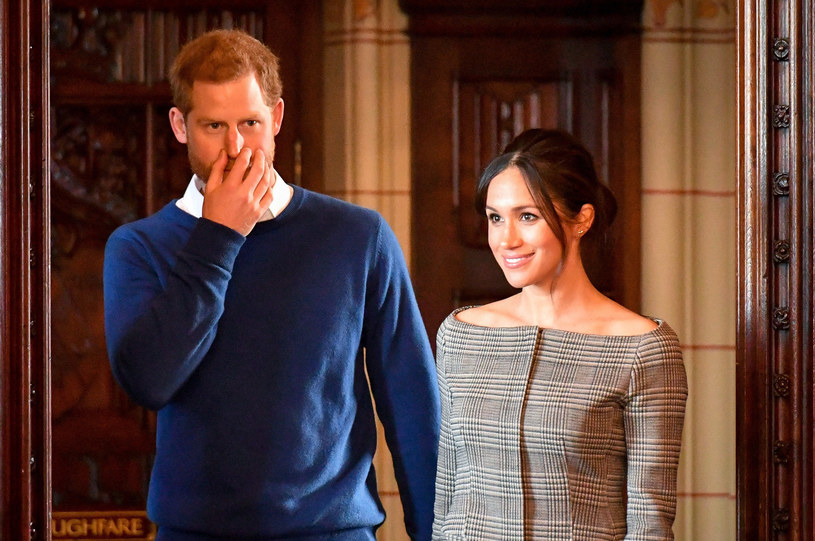 Harry i Meghan Markle /WPA Pool /Getty Images