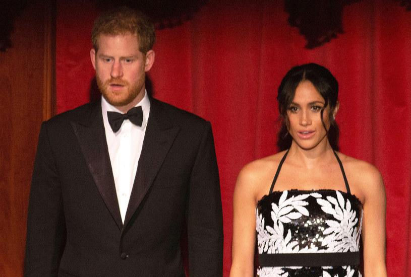 "Harry i Meghan nie będą mogli używać brandu ""Sussex Royal"" /Ian Vogler/Pool via REUTERS  /AFP"