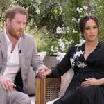 Harry i Meghan przerywają milczenie. Jest zapowiedź sensacyjnego wywiadu z Oprah