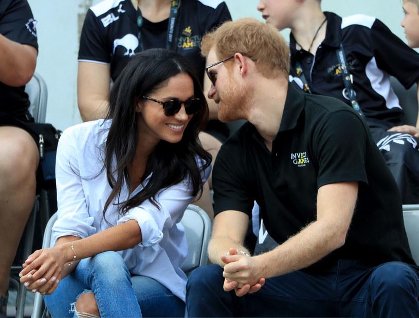 Harry i Meghan przestaną reprezentować brytyjski dwór królewski 31 marca 2020 /Danny Lawson/PA Images /East News