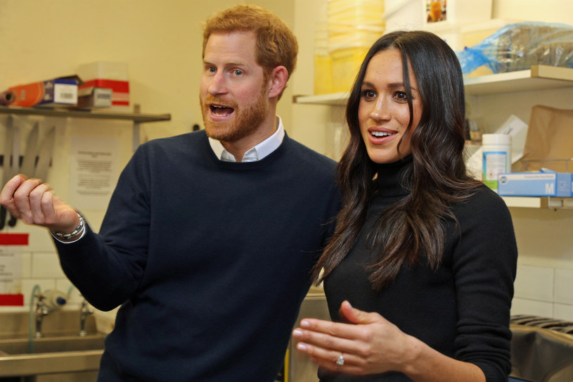 Harry i Meghan /Getty Images