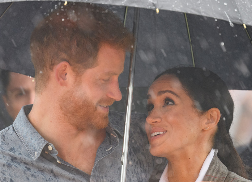 Harry i Meghan /WireImage /Getty Images