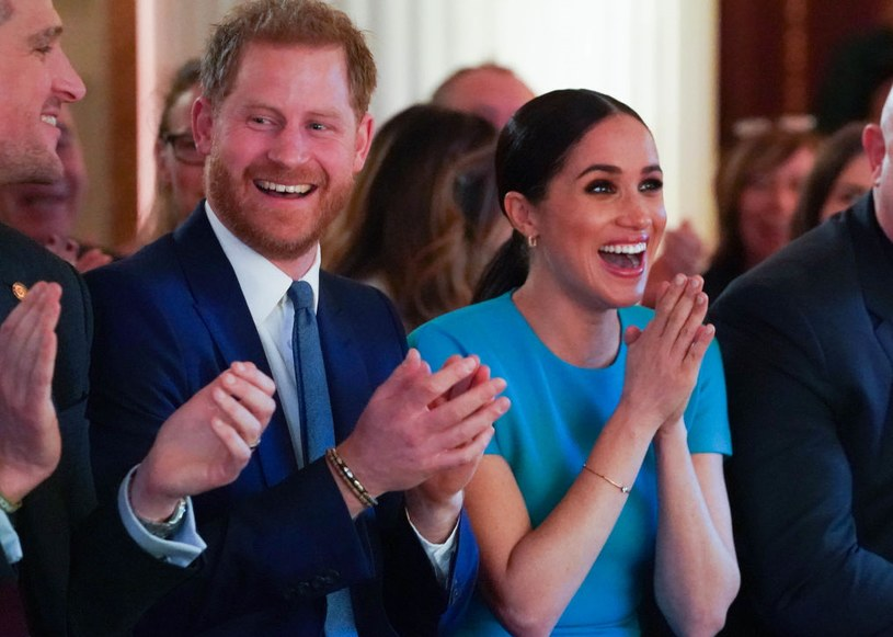 Harry i Meghan /Paul Edwards - WPA Pool/Getty Images /Getty Images