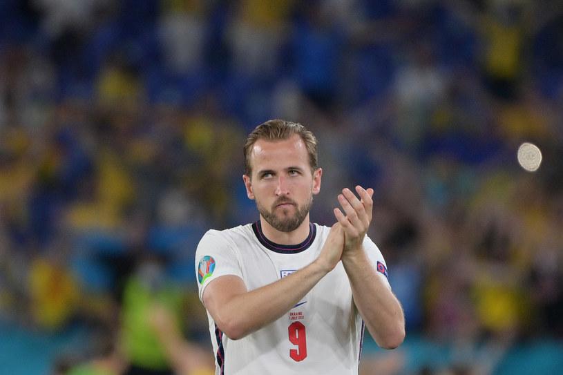Harry Kane w zwycięskim meczu Anglii /ZUMA/NEWSPIX.PL /Newspix