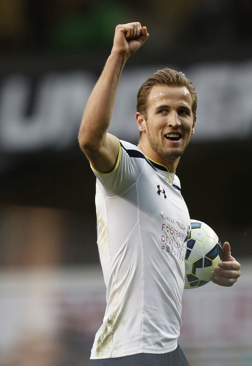 Harry Kane /AFP