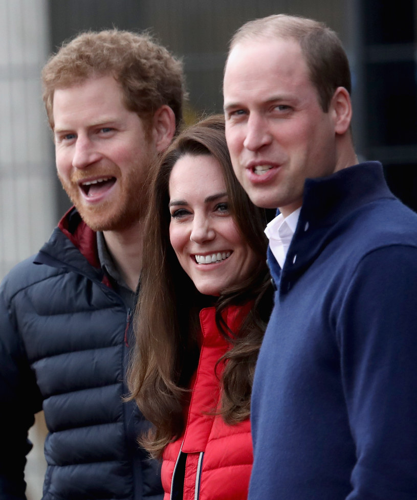 Harry, Kate i William /Chris Jackson /Getty Images