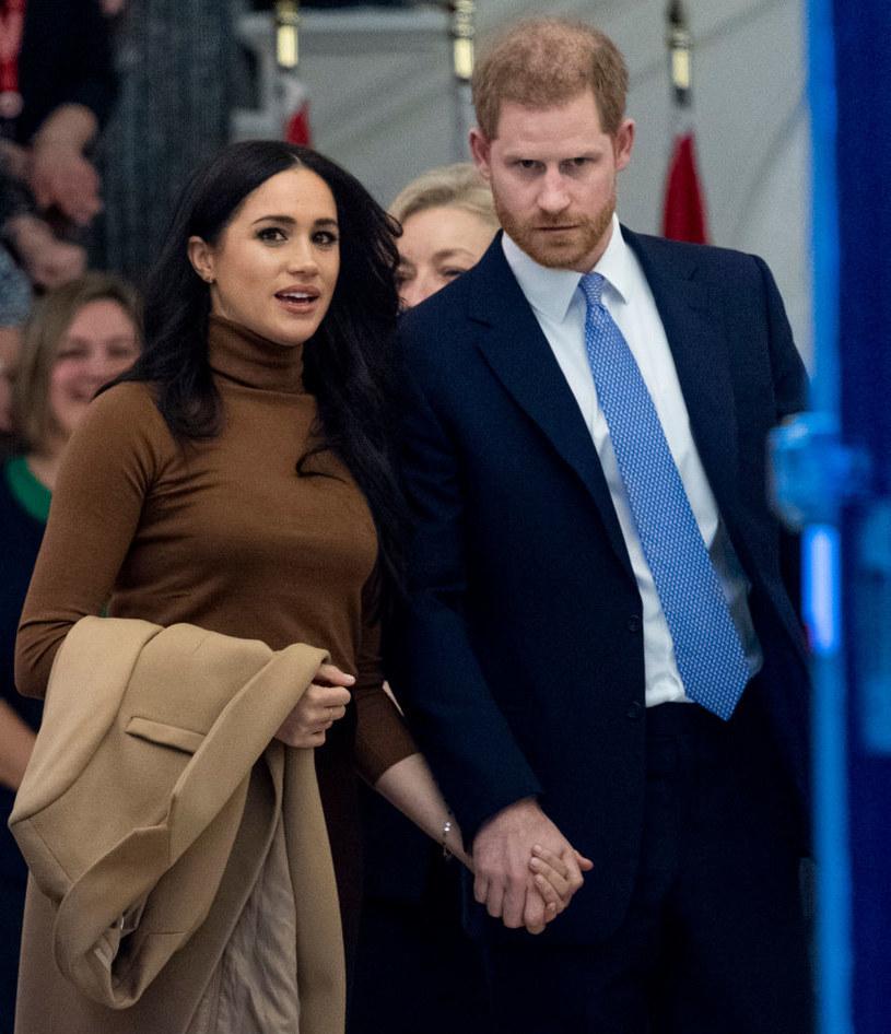 Harry nie ma najlepszych relacji z rodziną /Mark Cuthbert /Getty Images