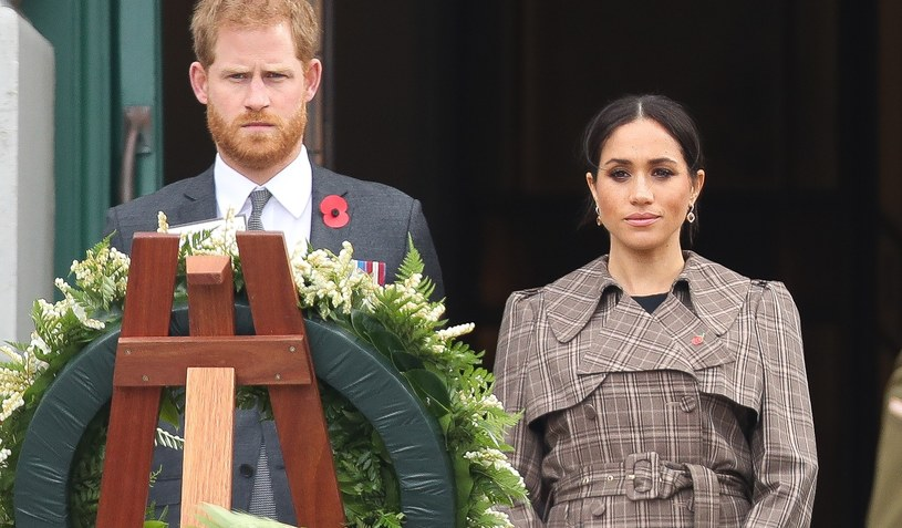 Harry obawia się decyzji królowej w sprawie jego stopni wojskowych /Chris Jackson /Getty Images
