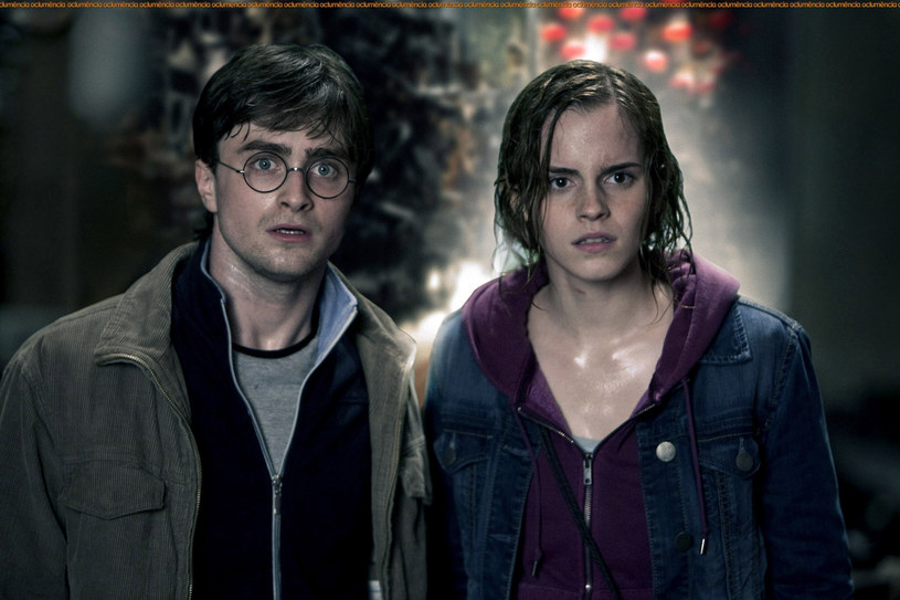 Harry Potter (Daniel Radcliffe) i Hermiona Granger (Emma Watson) /East News