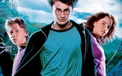 Harry Potter i Więzień Azkabanu - fragment okładki Blu-ray /Informacja prasowa