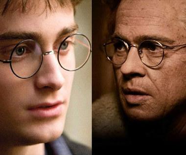 Harry Potter jak Benjamin Button