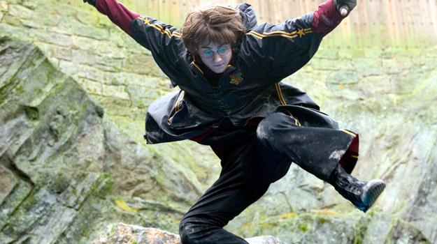 Harry Potter /fot  /AKPA