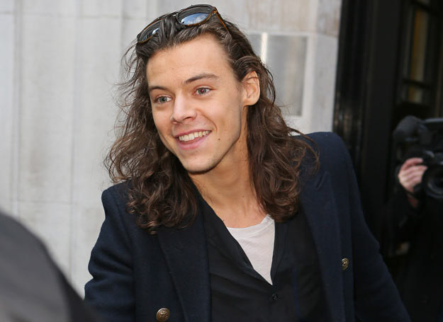 Harry Styles /Ian Lawrence / Splash News /East News