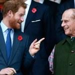 Harry tęskni za dziadkiem! Wzruszające wspomnienia...