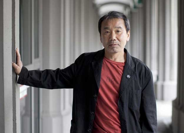 Haruki Murakami, fot. THIEL CHRISTIAN/SIPA /East News
