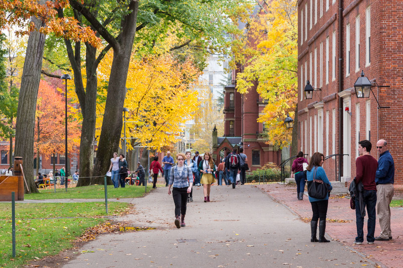 Harvard Yard /123RF/PICSEL