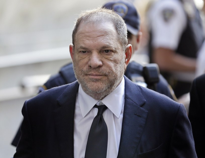 Harvey Weinstein /AP Photo/Seth Wenig /East News