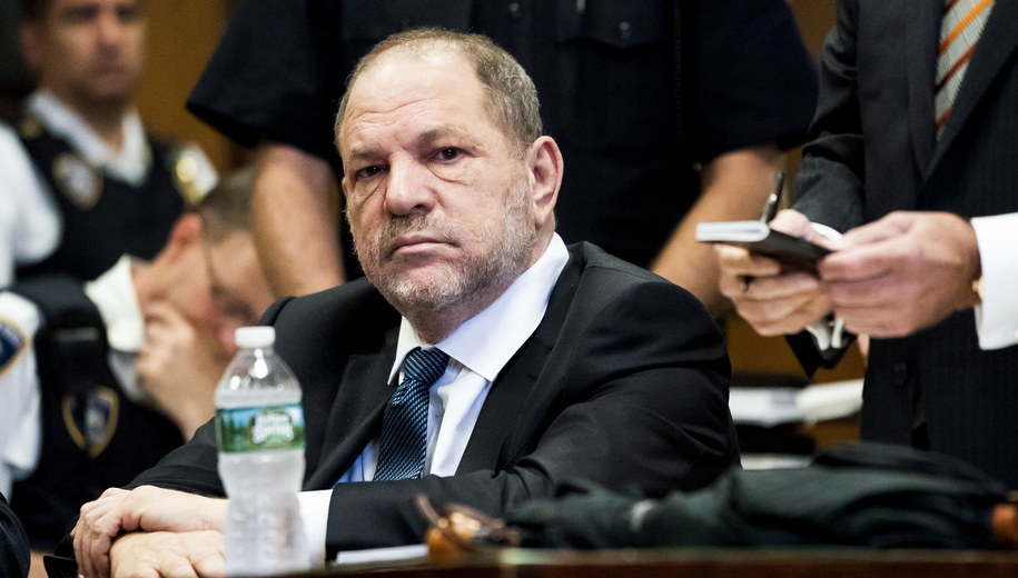 Harvey Weinstein /STEVEN HIRSCH / POOL /PAP/EPA