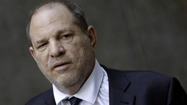 Harvey Weinstein /Peter Foley /PAP/Newscom