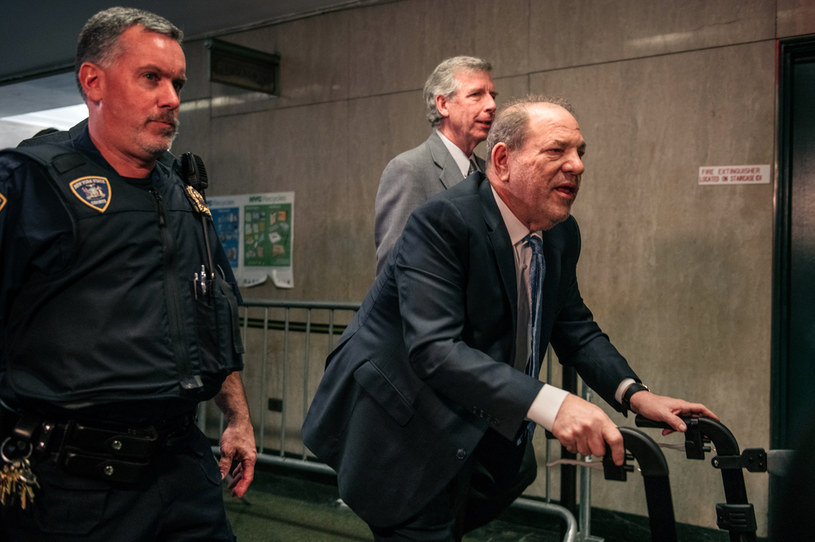 Harvey Weinstein /Getty Images /Getty Images
