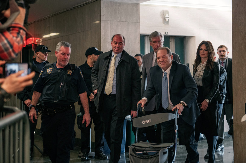 Harvey Weinstein /Scott Heins /Getty Images