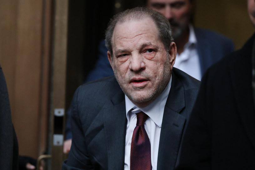 Harvey Weinstein /Spencer Platt /Getty Images