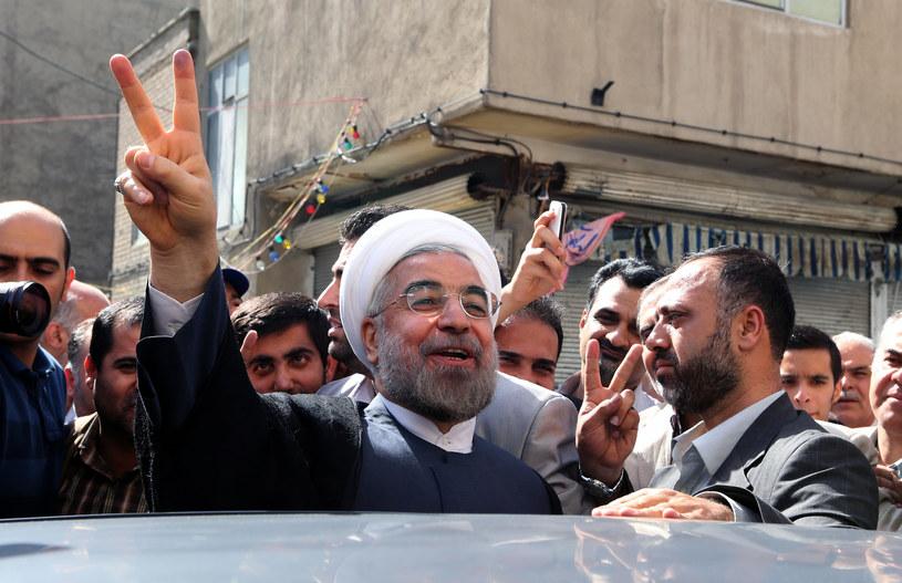 Hasan Rowhani /ATTA KENARE /AFP