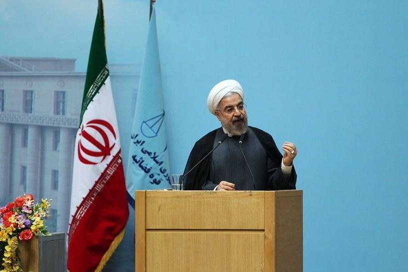 Hasan Rowhani /AFP